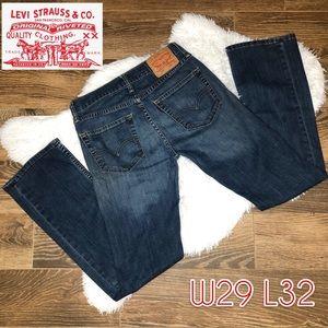 Vintage Levi Boot Cut